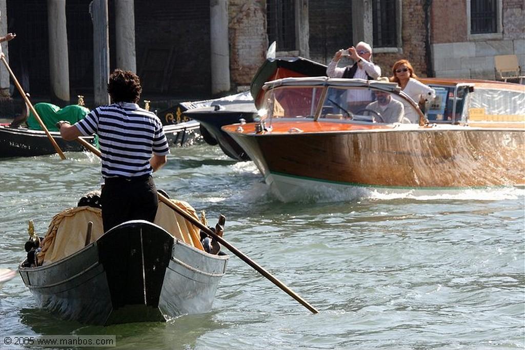 Venecia Ramo de la Dogana Venecia