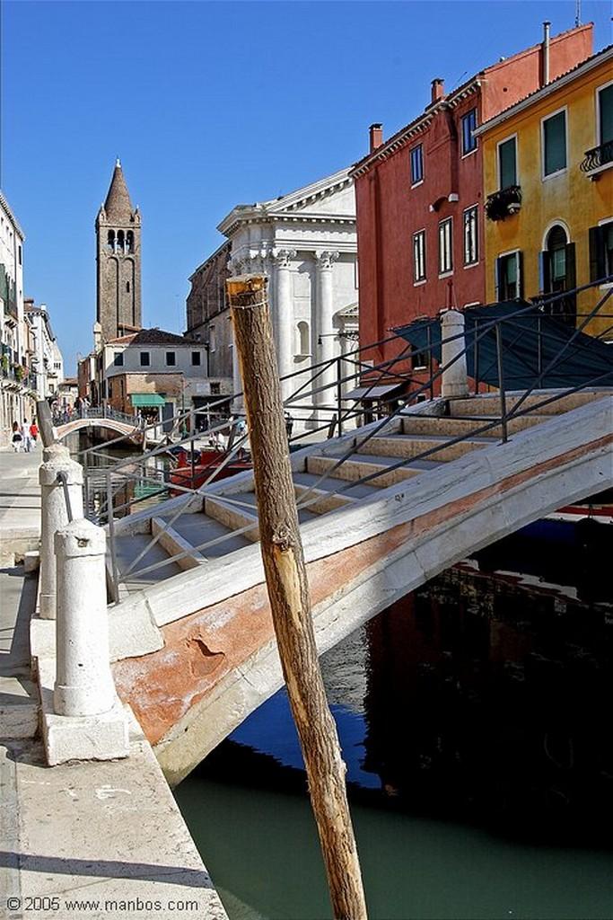 Venecia Barcaza de frutas Venecia
