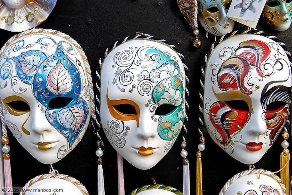 Venecia Mascara con pentagrama Venecia