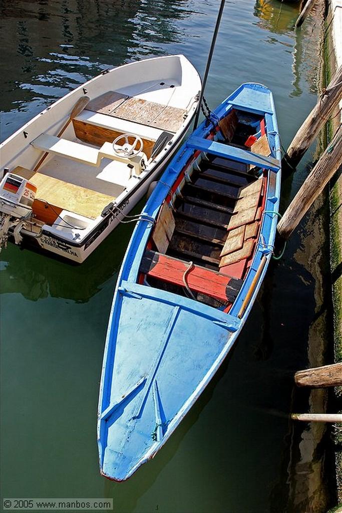 Venecia Squero di San Trovaso Venecia