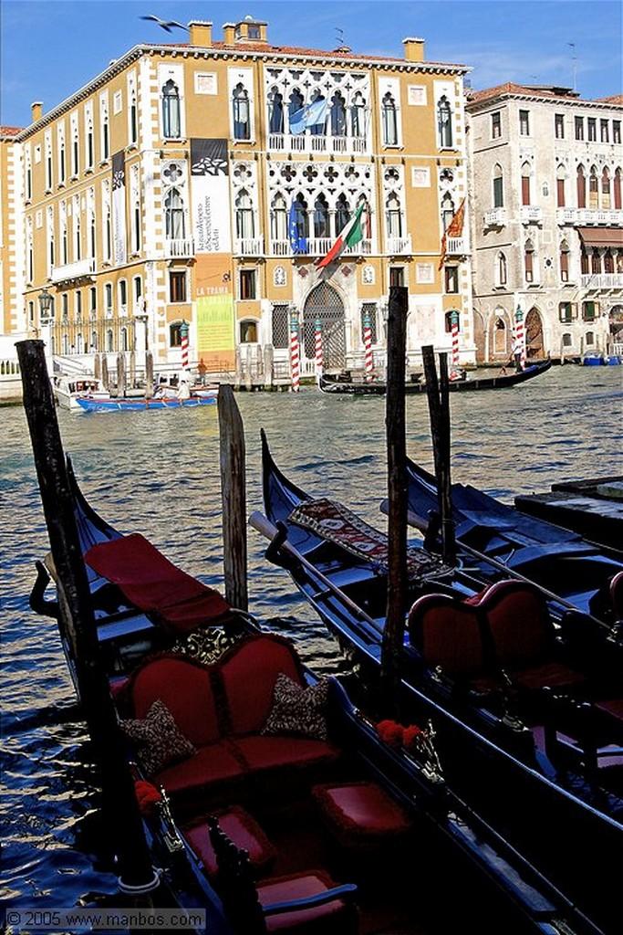 Venecia Puente de la Academia Venecia