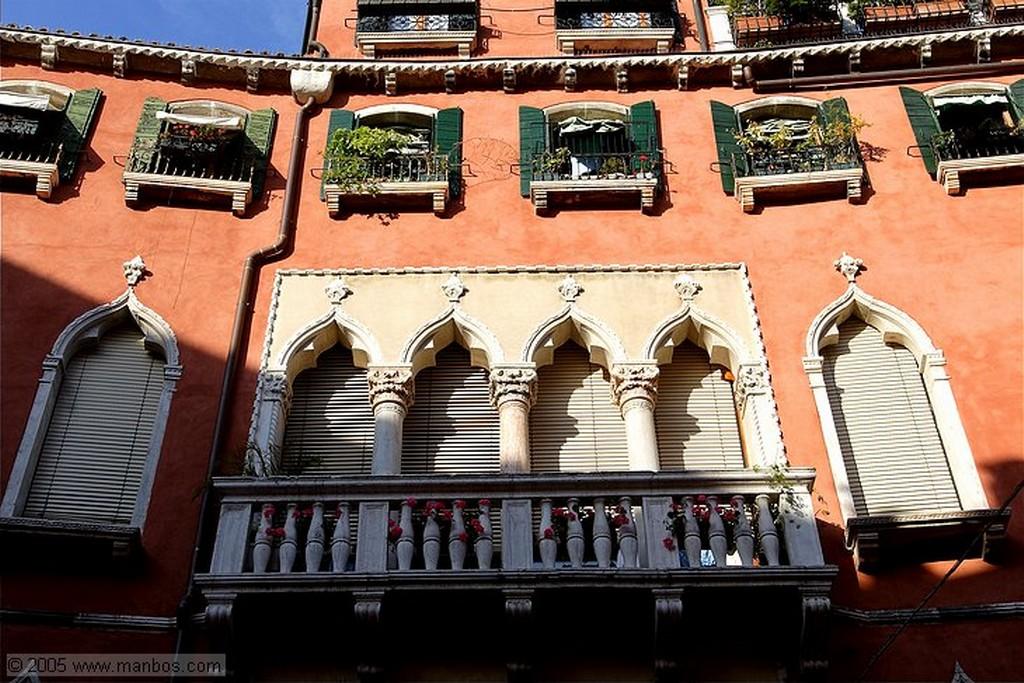 Venecia Iglesia San Moise Venecia