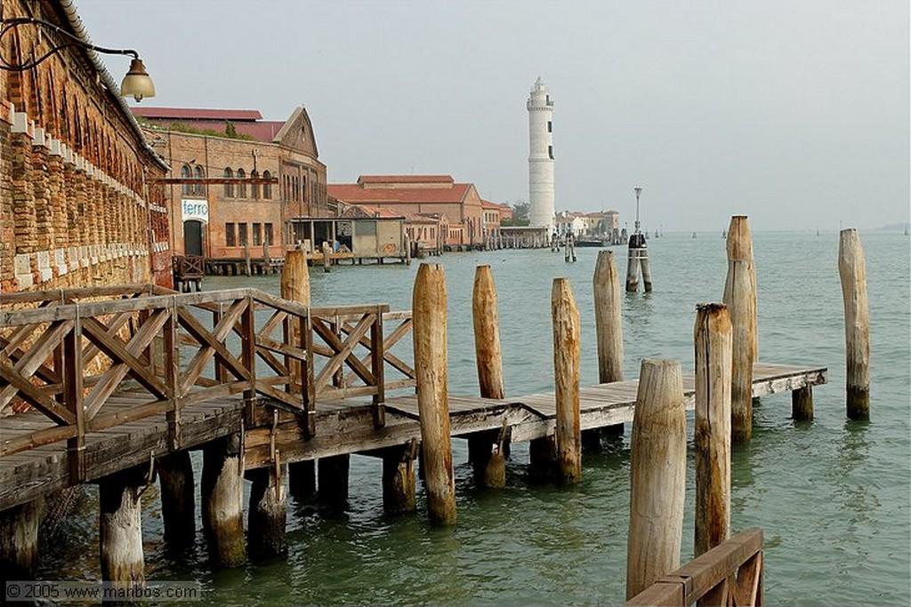 Burano Pozo Venecia