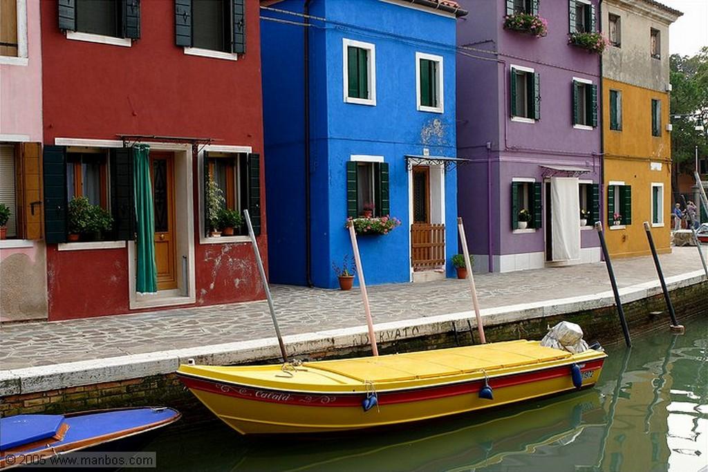 Burano Casa Azul Venecia