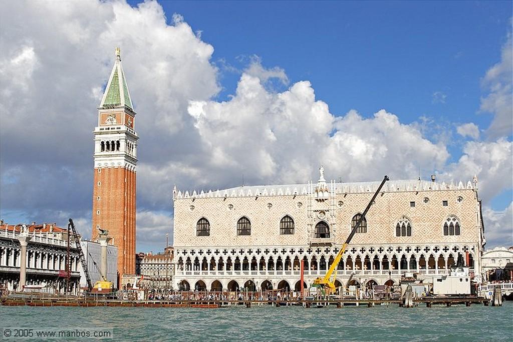 Venecia El Campanile Venecia