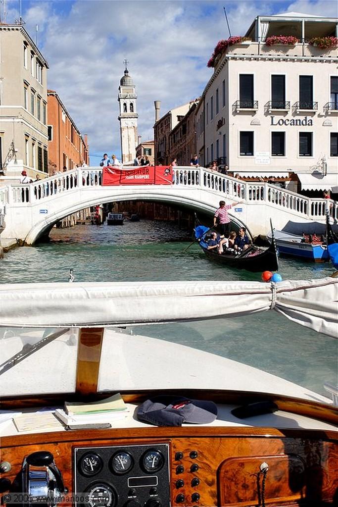Venecia Ambiente en la Plaza Venecia