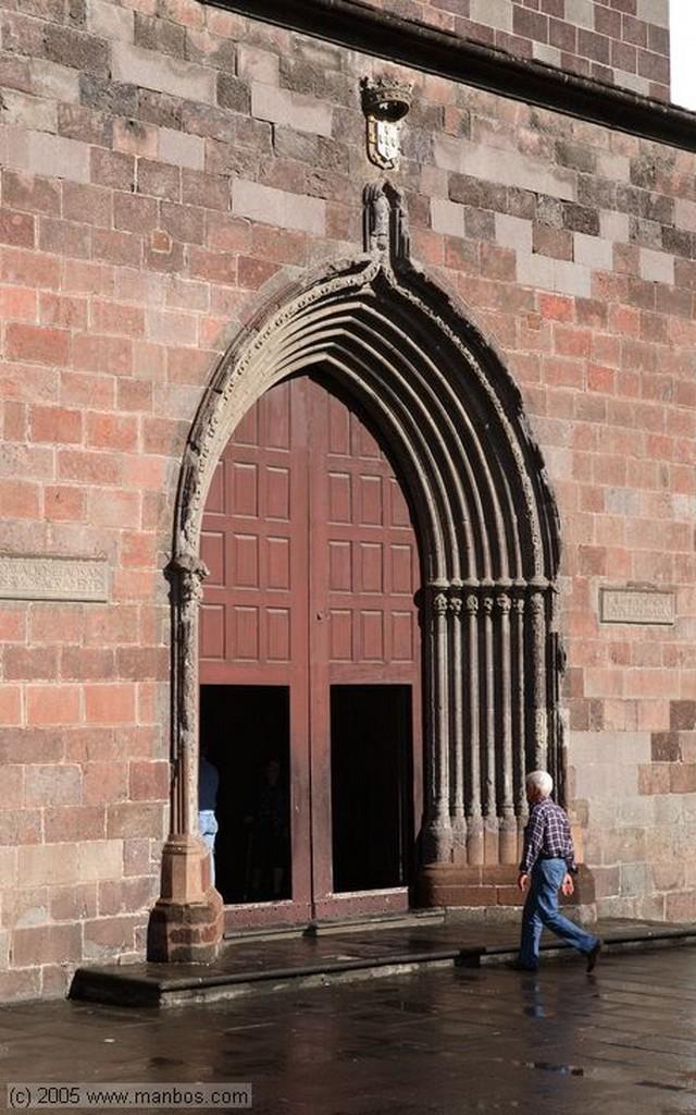 Funchal Torre de la Catedral Madeira
