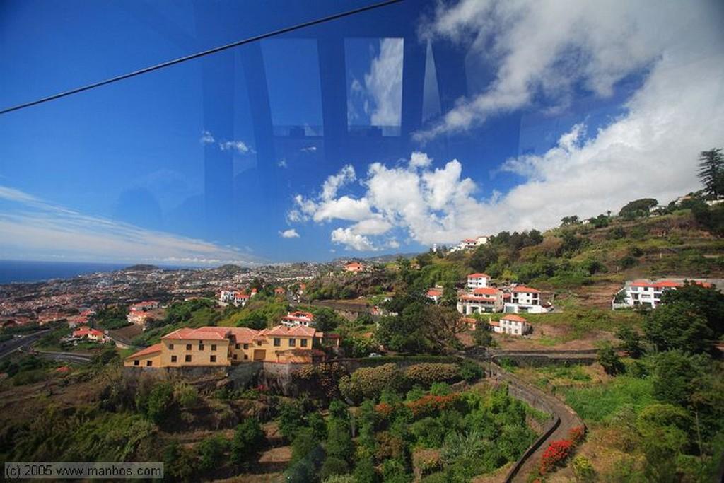 Camacha Vista de las islas Desertas Madeira