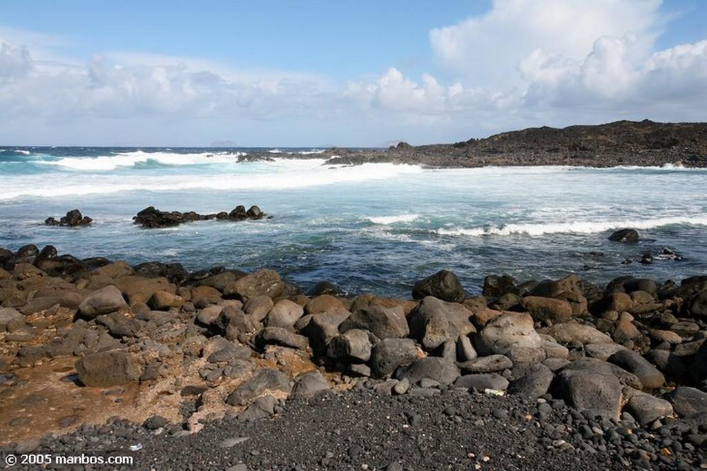 Lanzarote Windsurf en La Santa Canarias