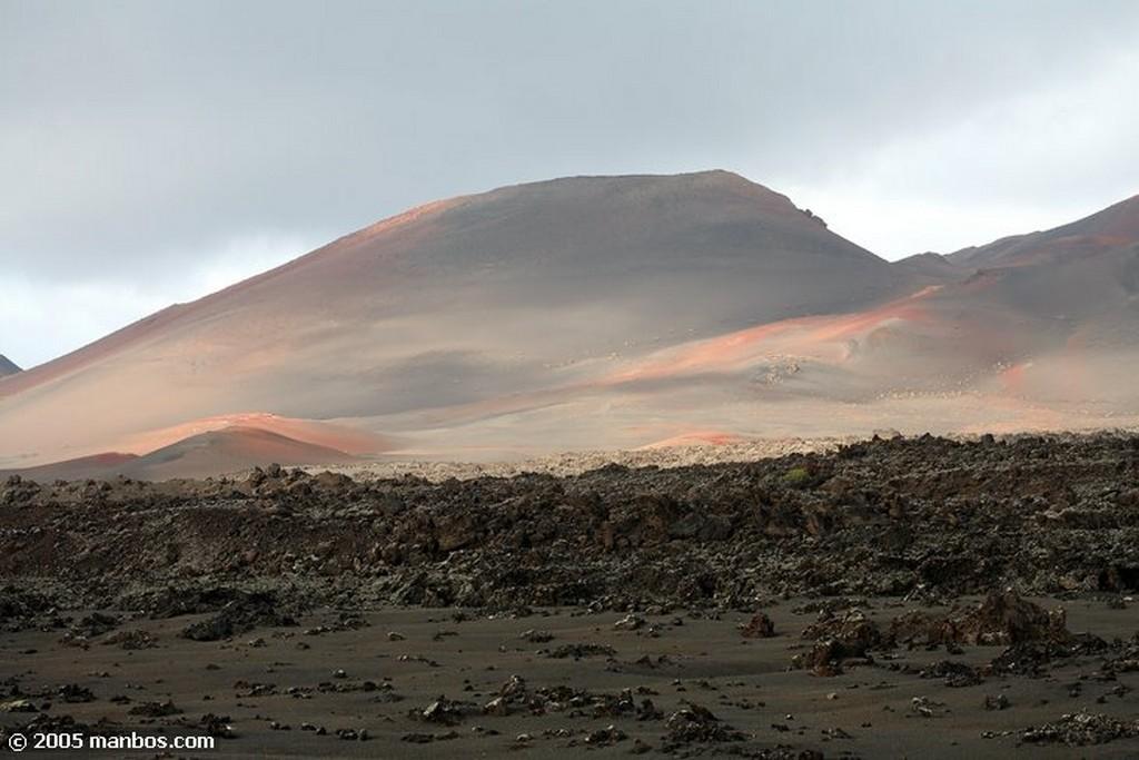 Lanzarote El demonio del Timanfaya Canarias