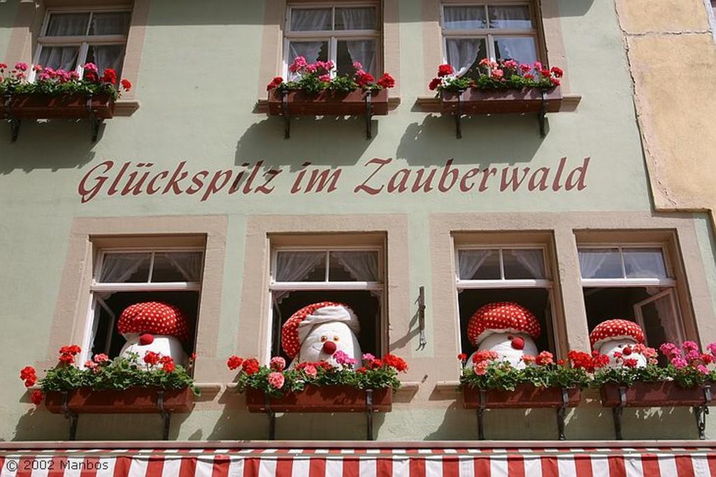 Rotemburgo Baviera
