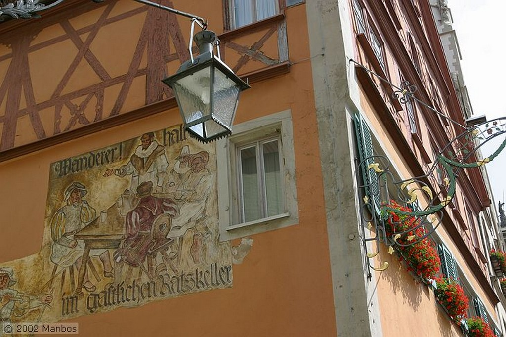 Rotemburgo Reloj de cuco Baviera