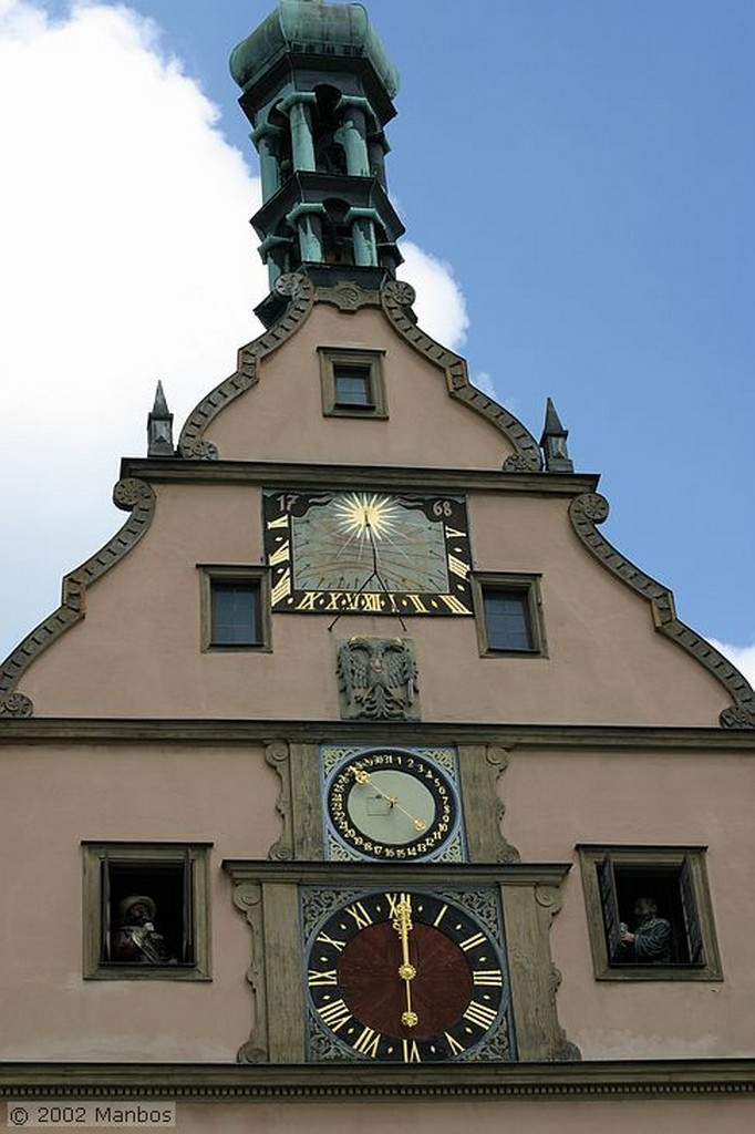 Rotemburgo Ayuntamiento de Rotemburgo Baviera