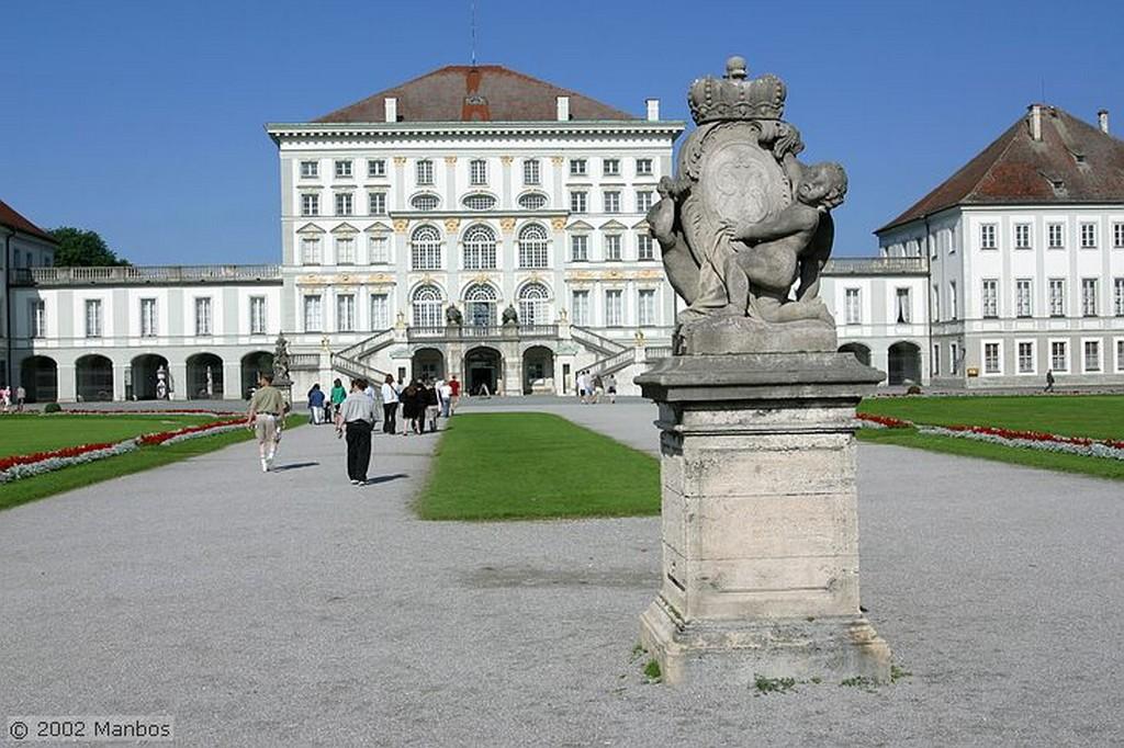Munich Nuevo Ayuntamiento Alemania