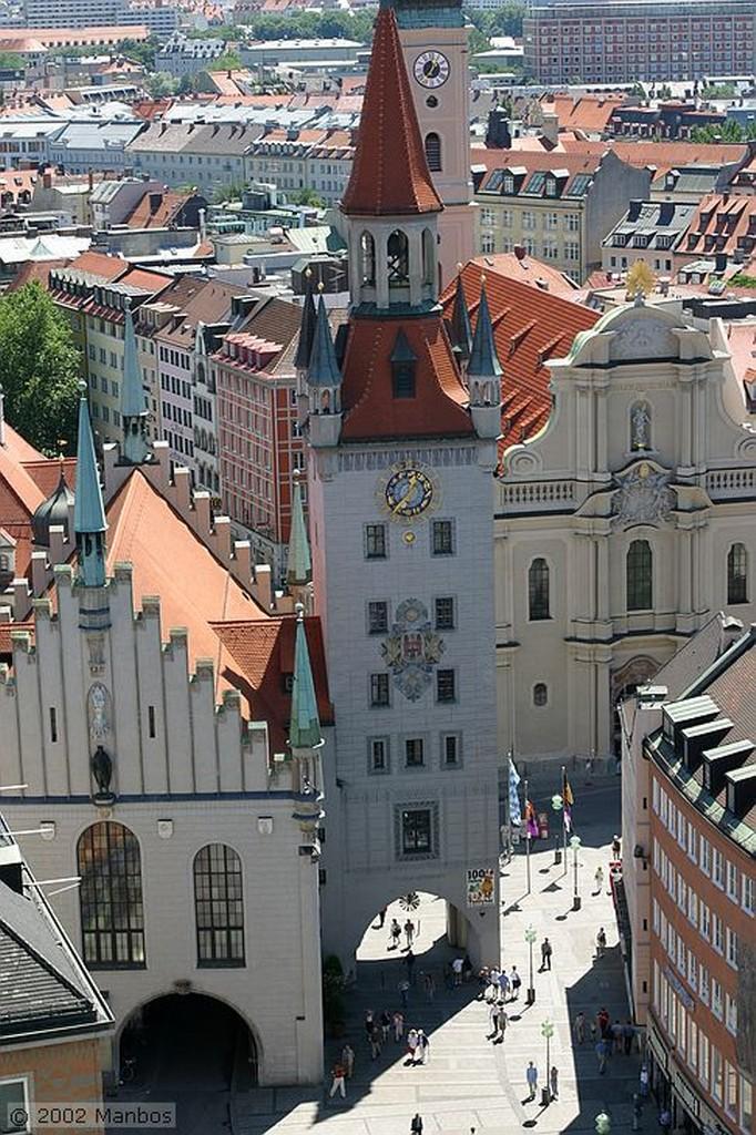 Munich Catedral Alemania