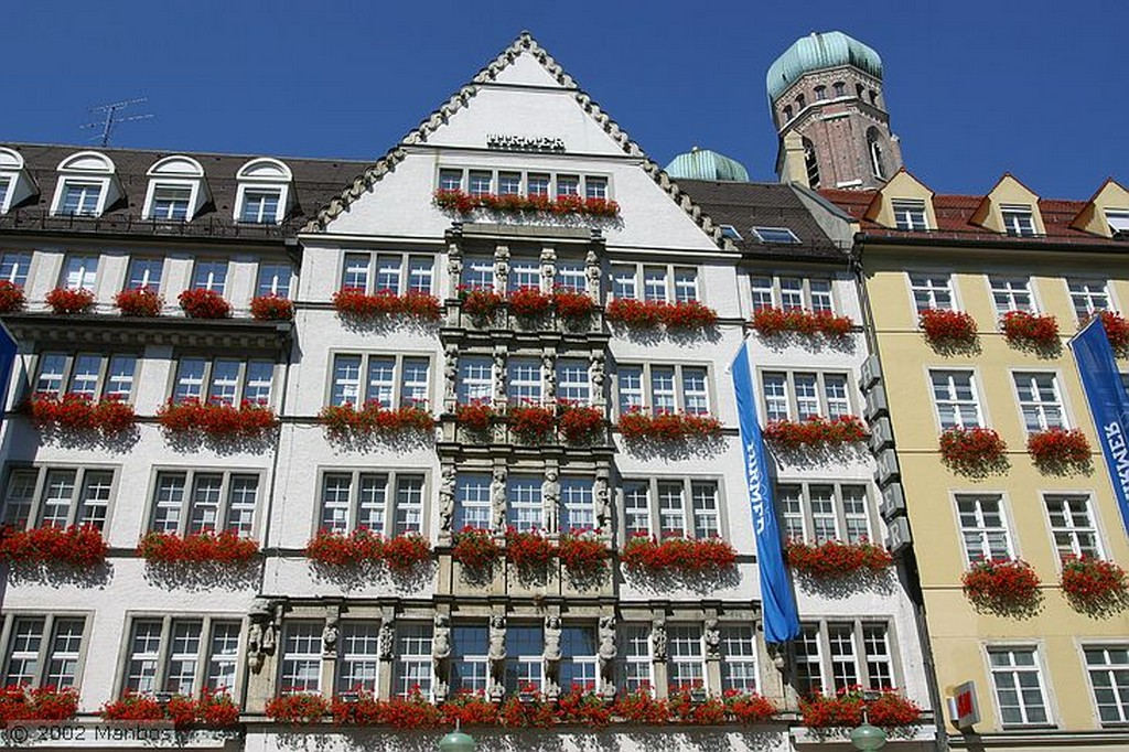 Munich Cervecería Lowenbrau Alemania