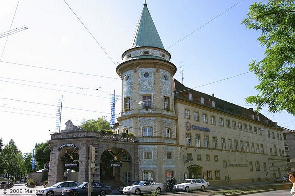 Castillo de Luis II Castillo de Luis II - El Rey Loco Baviera
