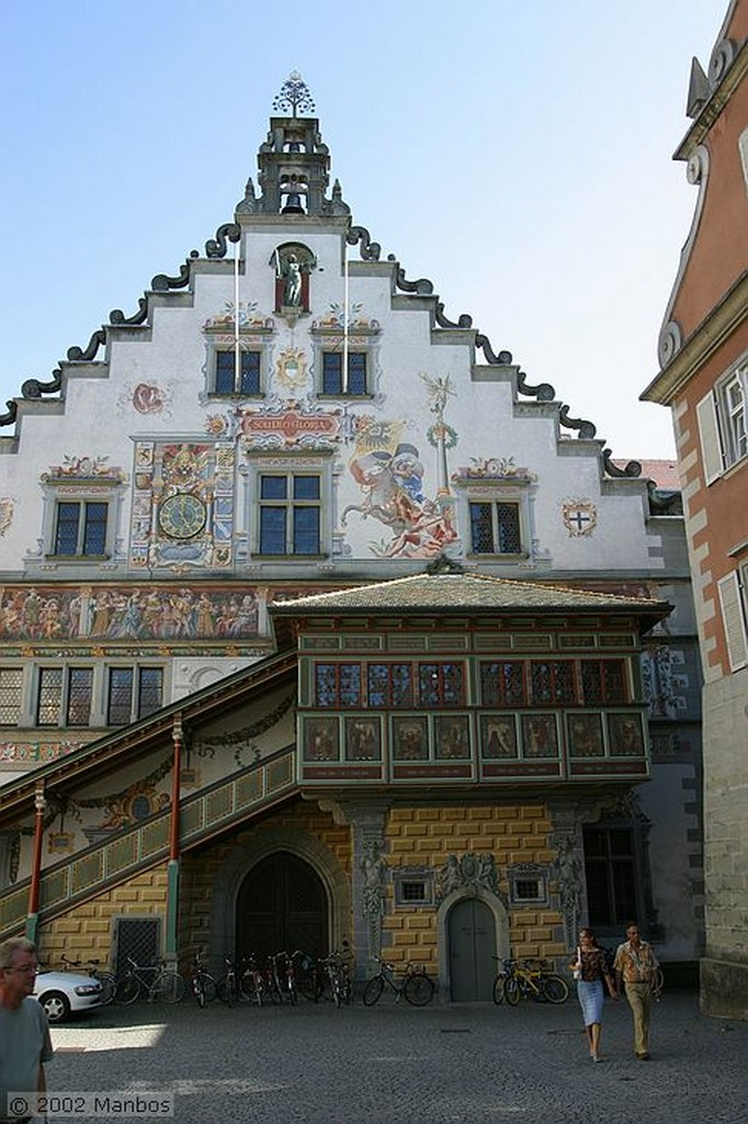 Lindau Catedral Alemania