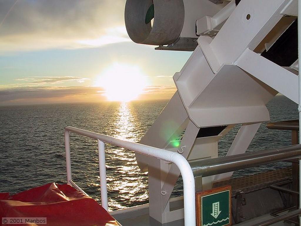 Sol de medianoche El Sol de medianoche Noruega