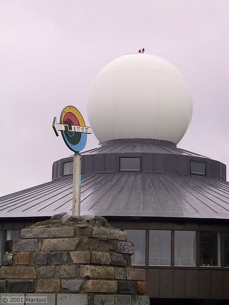 Tromso Catedral Artica de Tromso Noruega