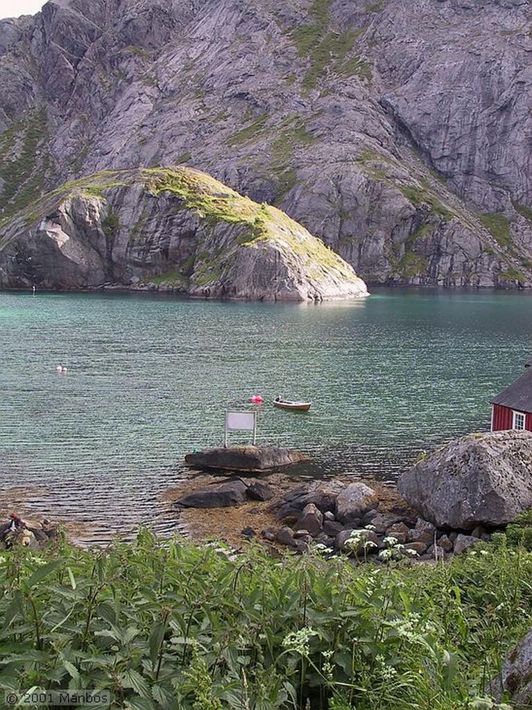 Islas Lofoten Noruega