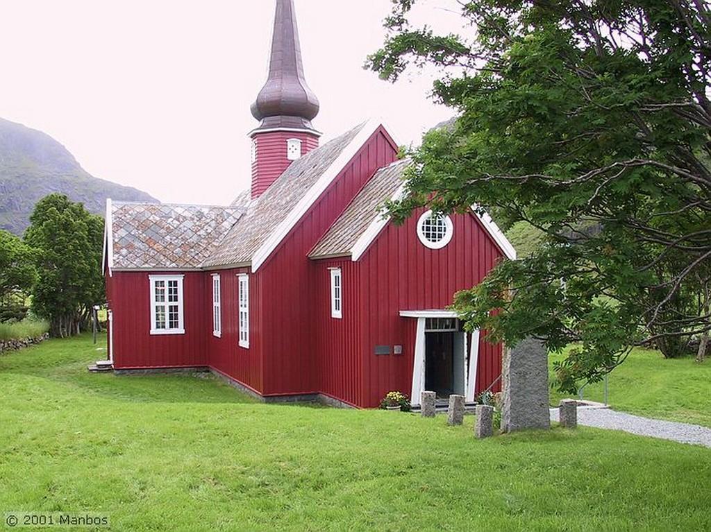 Islas Lofoten El herrero Noruega
