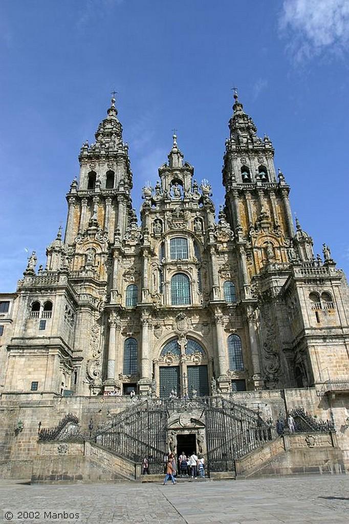 Santiago de Compostela Catedral de Santiago Galicia