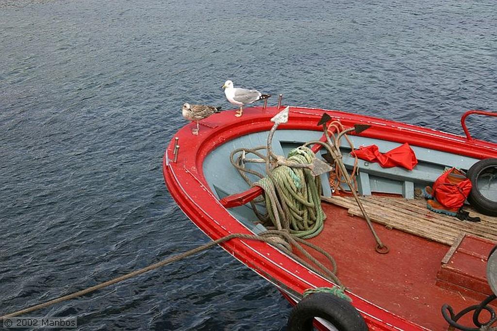 Isla de Ons Embarcadero Galicia