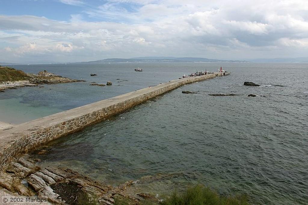 Isla de Ons Percebes y Albariño Galicia