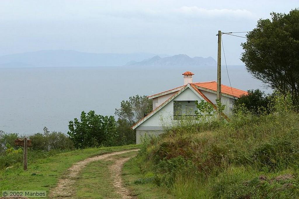 Isla de Ons Playa Galicia