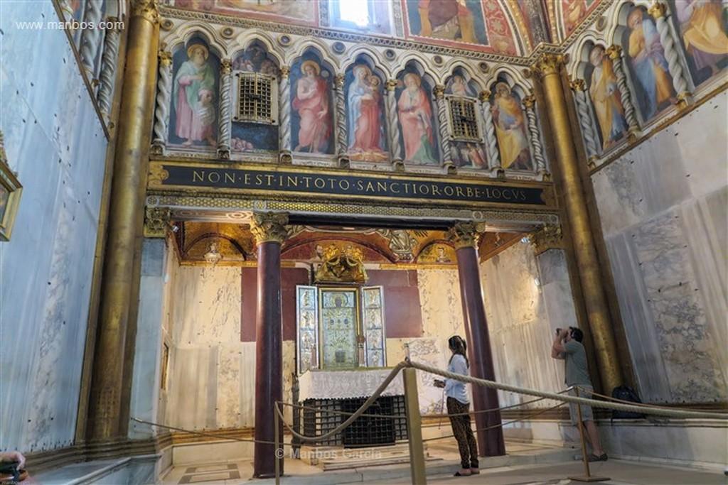 Roma Camara Santa Roma