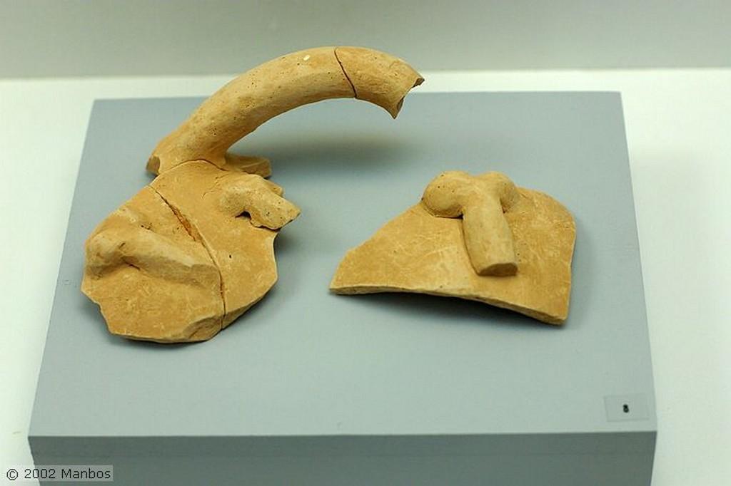 Segóbriga Museo - Instrumentos Cuenca