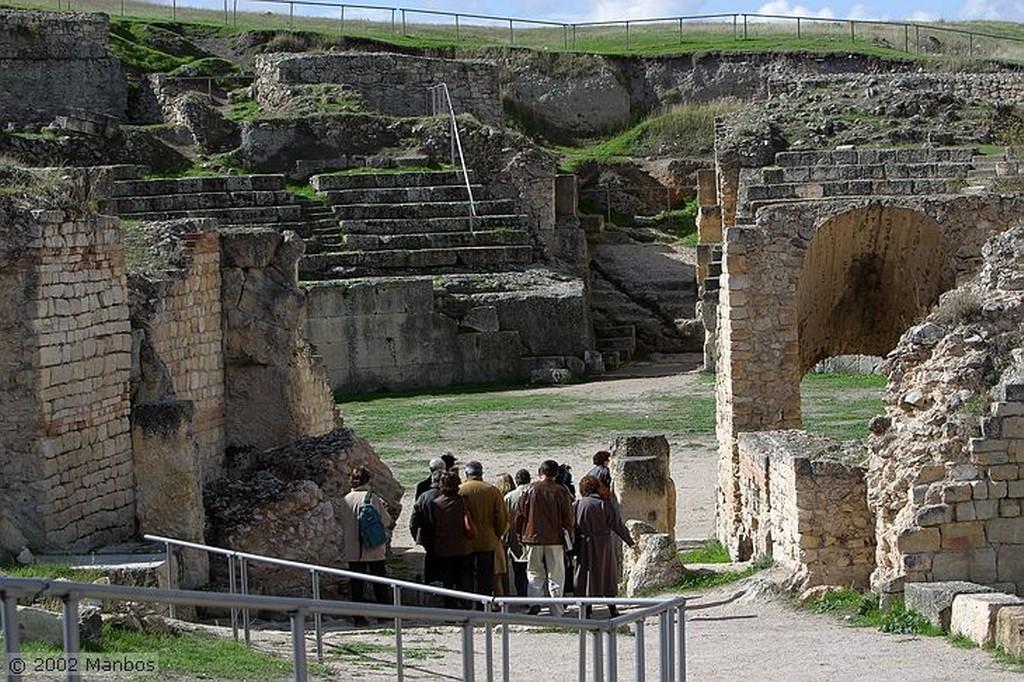 Segóbriga Anfiteatro Cuenca