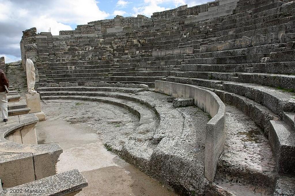 Segóbriga Teatro Cuenca