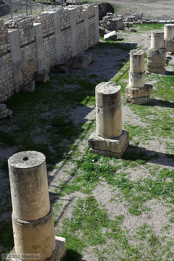 Segóbriga La Basílica Cuenca
