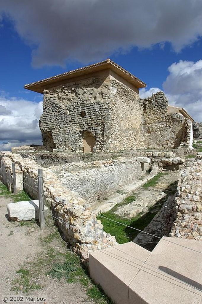 Segóbriga Ermita de la Virgen de los Remedios Cuenca