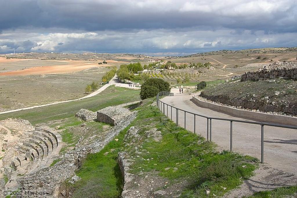 Segóbriga El Anfiteatro Cuenca
