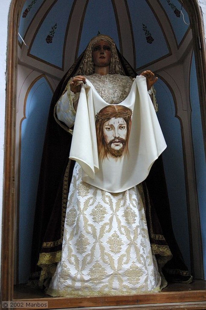 Priego de Córdoba Iglesias y barroco - Sagrario de la Asunción Córdoba