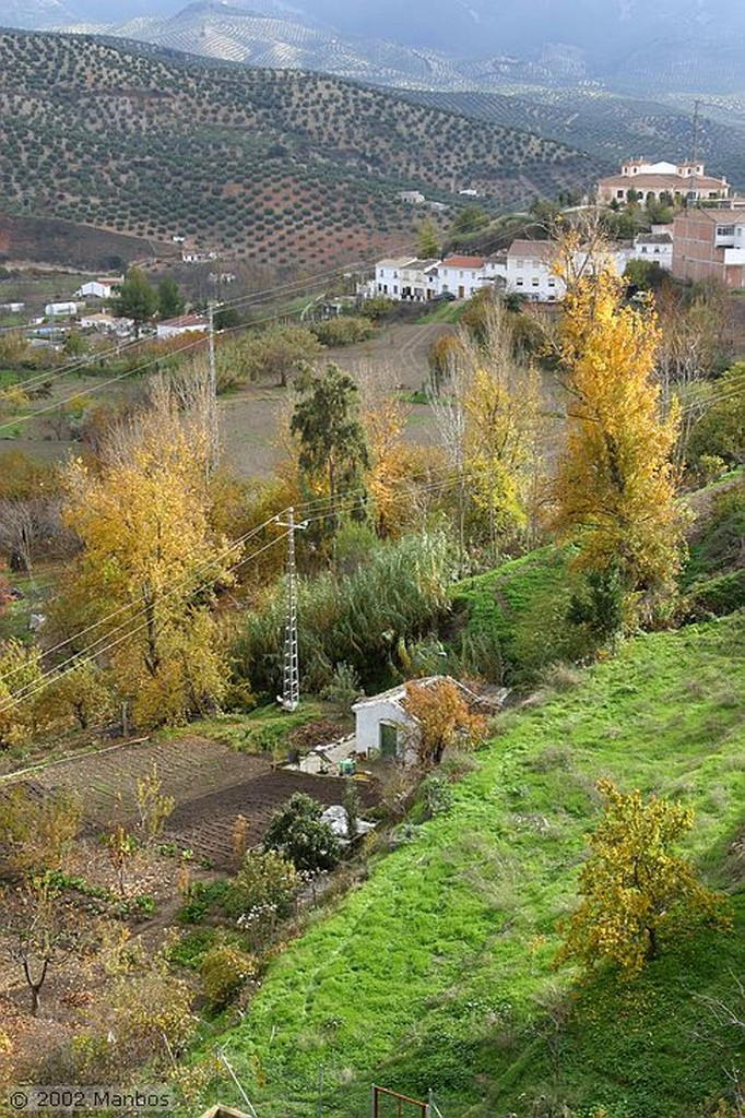 Priego de Córdoba Vistas desde el mirador Córdoba