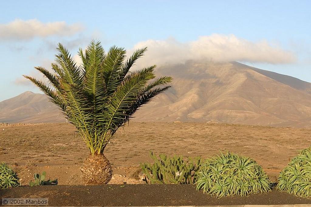 Lanzarote Parque Nacional Timanfaya Canarias