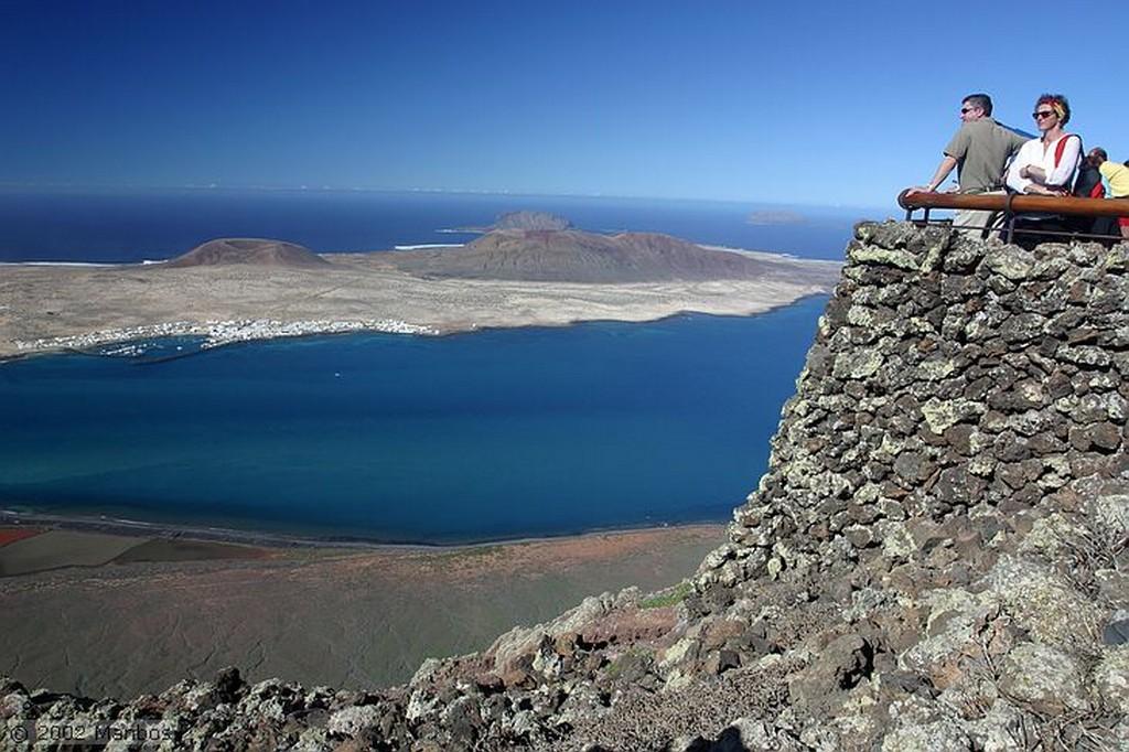 Lanzarote Mirador del Río - Isla Graciosa Canarias