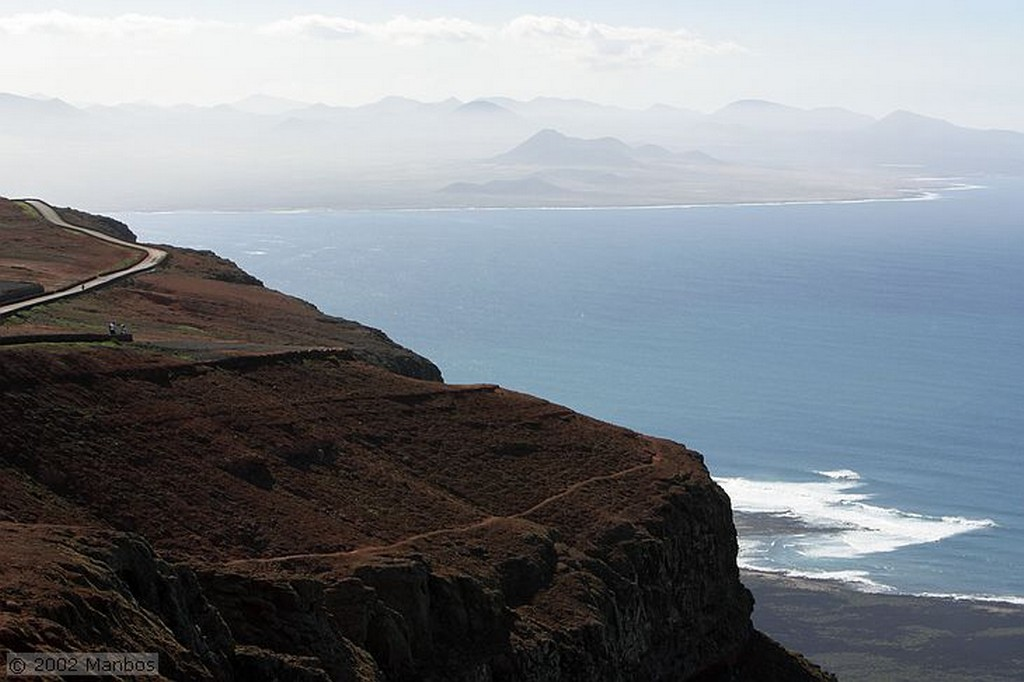 Lanzarote Mirador del Río Canarias
