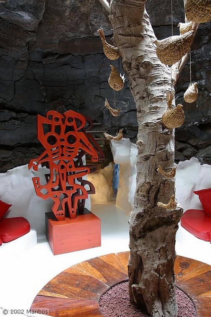 Lanzarote Fundación César Manrique Canarias