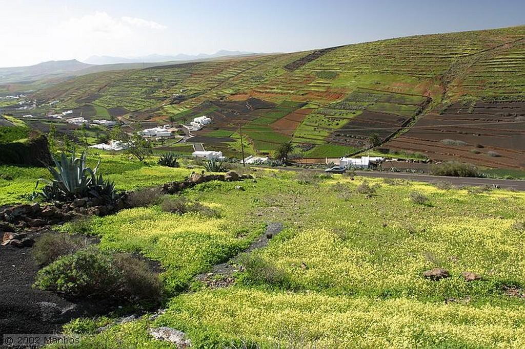 Lanzarote Mirador de Haría Canarias