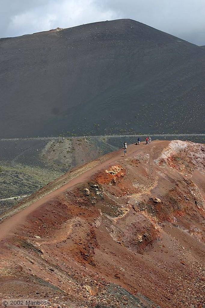 La Palma Volcán Teneguía Canarias