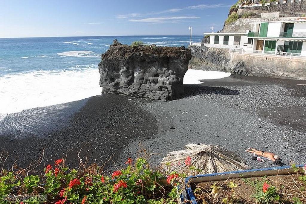 La Palma Camino del Roque de los Muchachos Canarias