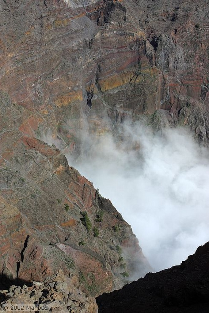 La Palma Caldera de Taburiente Canarias