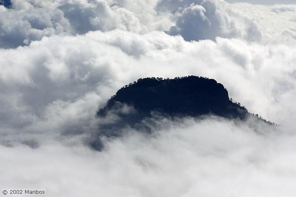 La Palma Roque de los Muchachos - Caldera de Taburiente Canarias