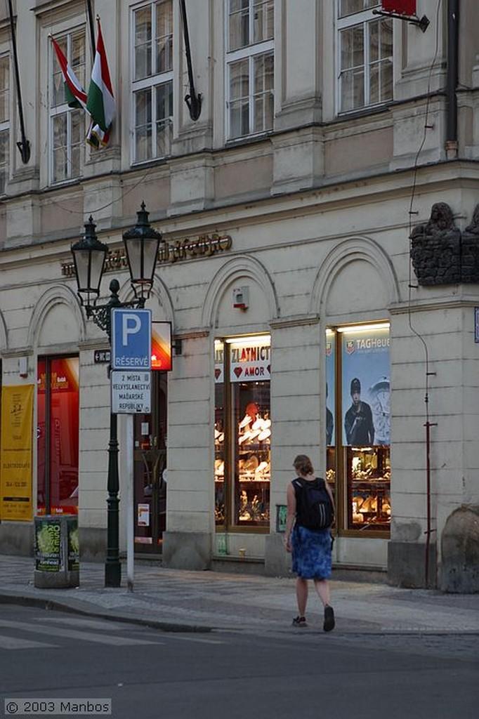 Praga Casa Storch Praga