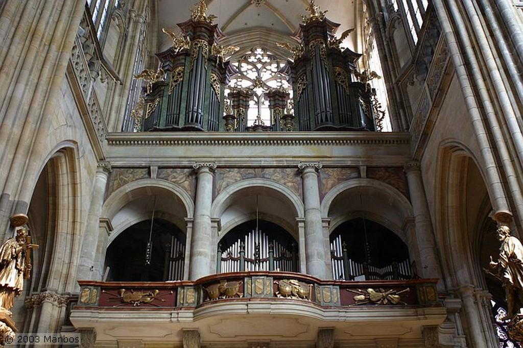 Praga Catedral de San Vito Praga